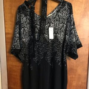 Aryeh Belted Tunic Size 4X BNWT